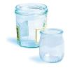 Pots et gobelets en verre