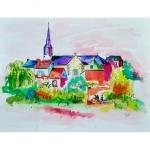 Chenel-Encre-Montreuil-le-Gast-en-artivices-encre-65-x-50-cm