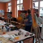 stages de peinture 35 bretagne ille et vilaine 35